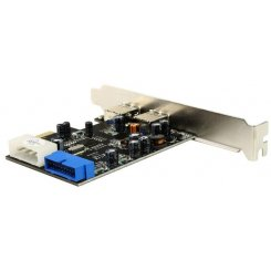 Фото Контроллер STlab PCI-E to USB 3.0 4 ports (U-780)