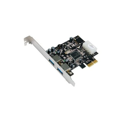 Фото Контроллер STlab PCI-E to USB 3.0 2 ports ( U-580)