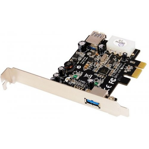 Фото Контроллер STlab PCI-E to USB3.0 NEC 2 ports (U-720)
