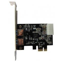 Фото Контроллер Dynamode PCI-E to USB 3.0 NEC 2 ports (USB30-PCIE-2)