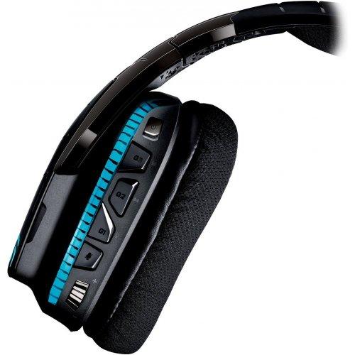 Фото Игровая гарнитура Logitech G933 Artemis Spectrum (981-000599) Black