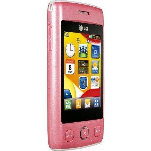 Фото Мобильный телефон LG T300 Cookie Lite Pink White