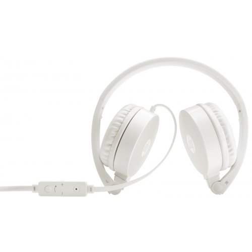 Фото Наушники HP H2800 Headset (F6J04AA) White