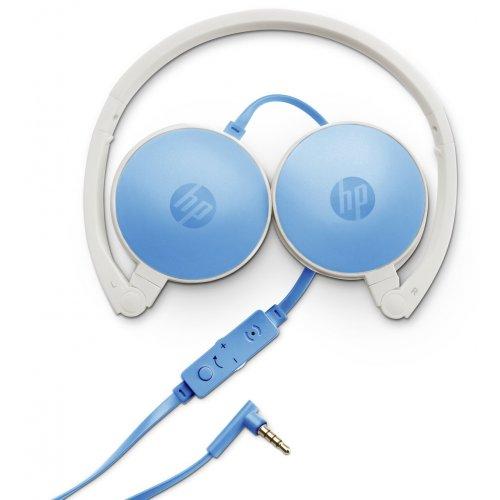 Фото Наушники HP H2800 Headset (J9C30AA) Blue
