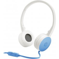 Фото Наушники HP H2800 Headset (J9C30AA) Blue