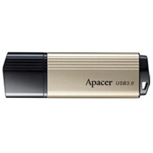 Фото Накопитель Apacer AH353 16GB USB 3.0 Gold (AP16GAH353C-1)