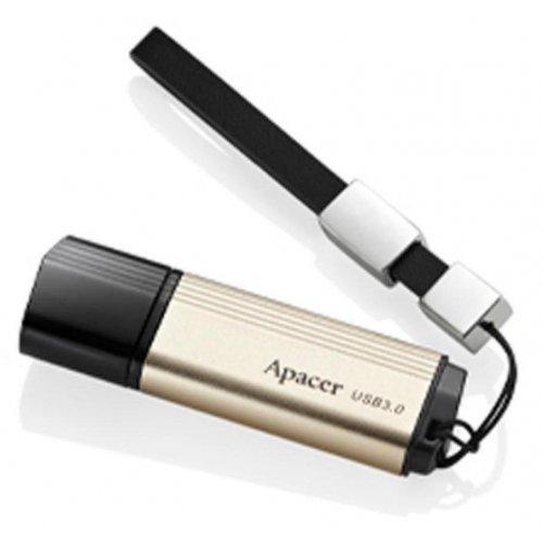 Фото Накопитель Apacer AH353 32GB USB 3.0 Gold (AP32GAH353C-1)
