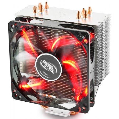 Фото Система охлаждения Deepcool GAMMAXX 400 LED Red
