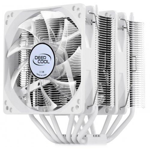 Фото Система охлаждения Deepcool NEPTWIN White