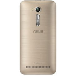 Фото Смартфон Asus ZenFone Go 8GB (ZB500KG-3G007WW) Gold