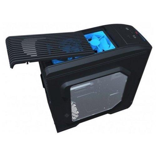 Фото Корпус GAMEMAX G529 без БП (GMMC688490) Black/Blue