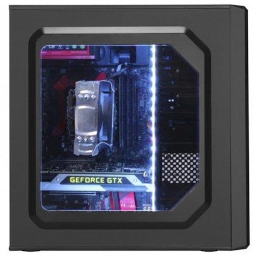 Фото Корпус GAMEMAX MT521-NP без БП (GMMC686960) Black
