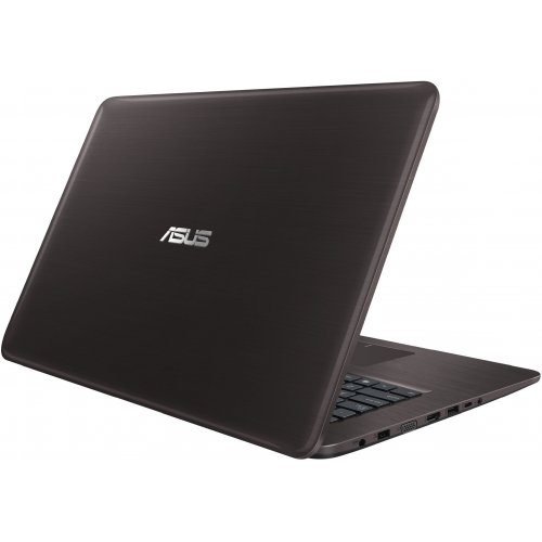 Фото Ноутбук Asus X756UQ-T4205D Dark Brown