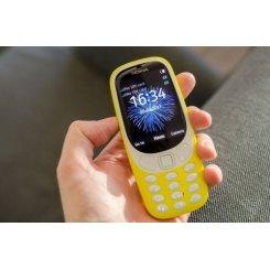 Фото Мобильный телефон Nokia 3310 (2017) Dual Sim Yellow