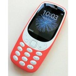 Фото Мобильный телефон Nokia 3310 (2017) Dual Sim Red