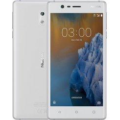 Фото Смартфон Nokia 3 Dual Sim Silver