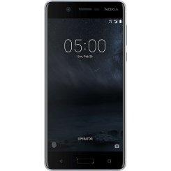 Фото Смартфон Nokia 5 Dual Sim Silver