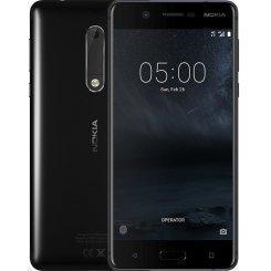 Фото Смартфон Nokia 5 Dual Sim Black