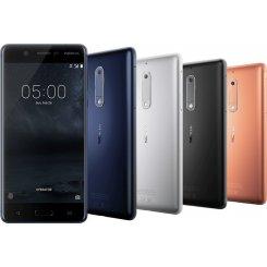 Фото Смартфон Nokia 6 Dual Sim Black