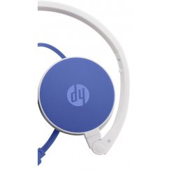 Фото Наушники HP 2800 Stereo DF Headset (W1Y20AA) Blue