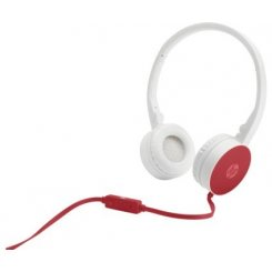 Фото Наушники HP 2800 Stereo C Headset (W1Y21AA) Red