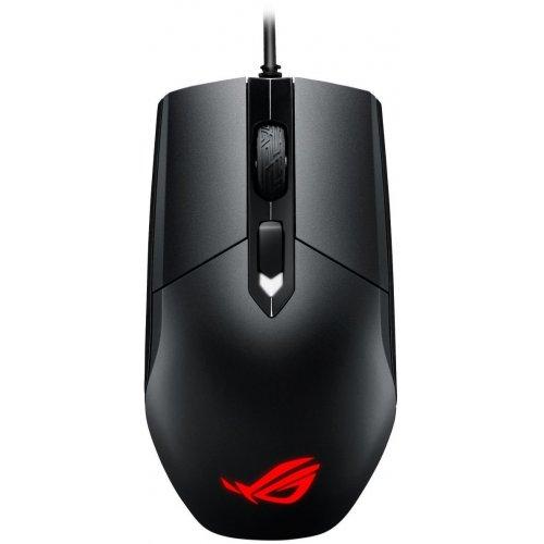 Фото Игровая мышь Asus ROG Strix P303 Impact USB (90MP00P0-B0UA00) Black
