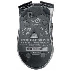 Фото Мышка Asus ROG P502 Gladius II USB (90MP00R0-B0UA00) Black