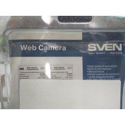 Фото Уценка веб-камера SVEN IC-650 (Вскрыт блистер, 63795)