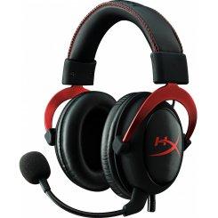Фото Наушники Kingston HyperX Cloud II Gaming (KHX-HSCP-RD) Red