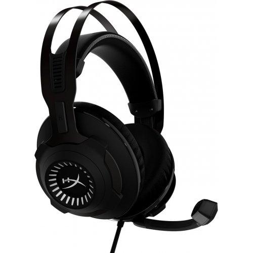 Фото Игровая гарнитура Kingston HyperX Cloud Revolver S Gaming Dolby Surround 7.1 (HX-HSCRS-GM/EE) Black