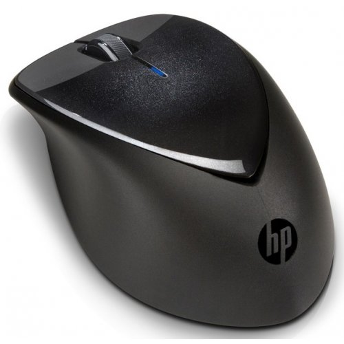 Фото Мышка HP X4000 Wireless Laser (A0X35AA) Black