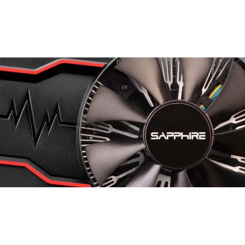 Фото Відеокарта Sapphire Radeon RX 550 PULSE 4096MB (11268-01-20G)