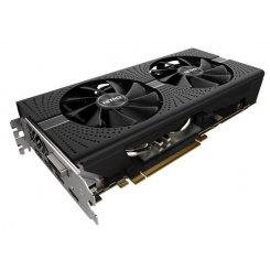 Фото Видеокарта Sapphire Radeon RX 570 NITRO+ 4096MB (11266-14-20G)
