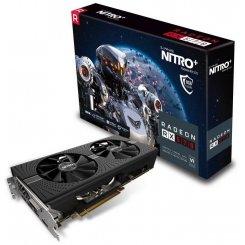 Фото Видеокарта Sapphire Radeon RX 570 NITRO+ 8192MB (11266-09-20G)