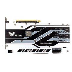 Фото Видеокарта Sapphire Radeon RX 580 NITRO+ 4096MB (11265-07-20G)