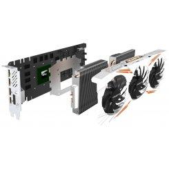 Фото Видеокарта Gigabyte GeForce GTX 1080 TI Gaming OC 11264MB (GV-N108TGAMING OC-11GD)