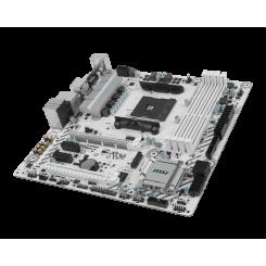 Фото Материнская плата MSI B350M MORTAR ARCTIC (sAM4, AMD B350)