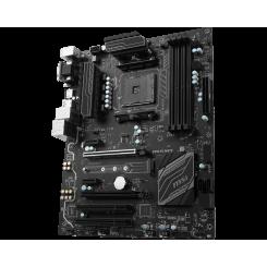 Фото Материнская плата MSI B350 PC MATE (sAM4, AMD B350)
