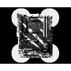 Фото Материнская плата MSI X370 KRAIT GAMING (sAM4, AMD X370)