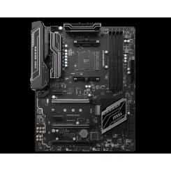 Фото Материнская плата MSI X370 SLI PLUS (sAM4, AMD X370)