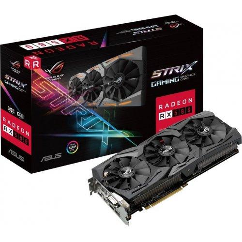 Asus ROG Radeon RX 580 STRIX OC 8192MB (ROG-STRIX-RX580-O8G-GAMING)
