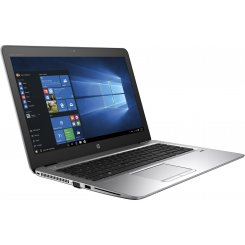Фото Ноутбук HP EliteBook 850 G4 (Z2W86EA) Black/Gray