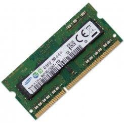 Фото ОЗУ Samsung SODIMM DDR3 4GB 1600Mhz (M471B5173QH0-YK0)