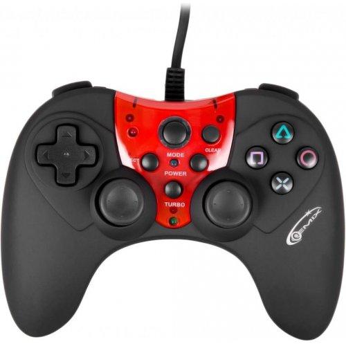 Фото Игровой манипулятор Gemix GP-60 Black/Red