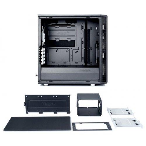 Фото Корпус Fractal Design Define Mini C без БП (FD-CA-DEF-MINI-C-BK) Black
