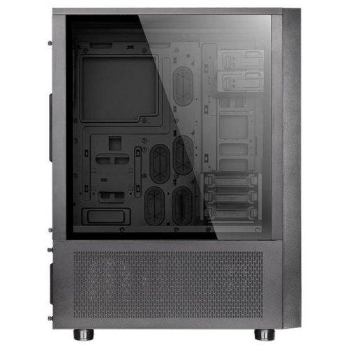 Фото Корпус Thermaltake Core X71 Tempered Glass Edition без БП (CA-1F8-00M1WN-02) Black
