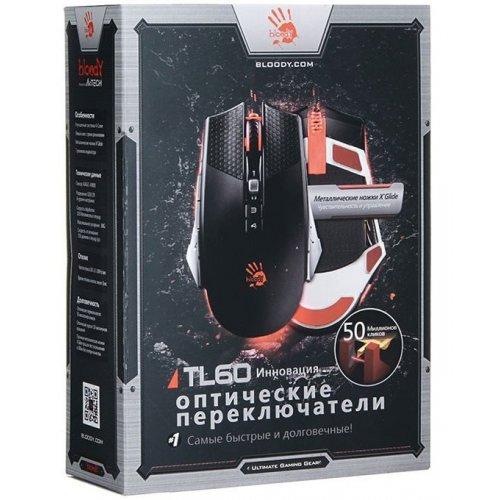 Фото Мышка A4Tech Bloody Terminator TL60 Black