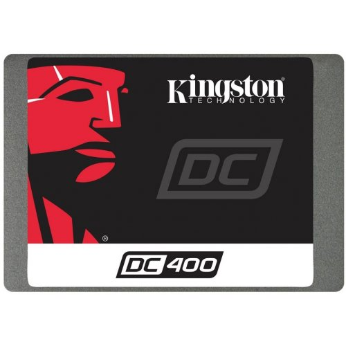 Фото SSD-диск Kingston SSDNow DC400 1,6TB 2.5'' Enterprise (SEDC400S37/1600G)