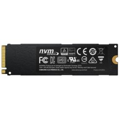 Фото SSD-диск Samsung 960 EVO V-NAND 250GB  M.2 (2280 PCI-E) NVMe x4 (MZ-V6E250BW)
