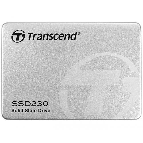 Фото SSD-диск Transcend 230 TLC 256GB 2.5'' (TS256GSSD230S)
